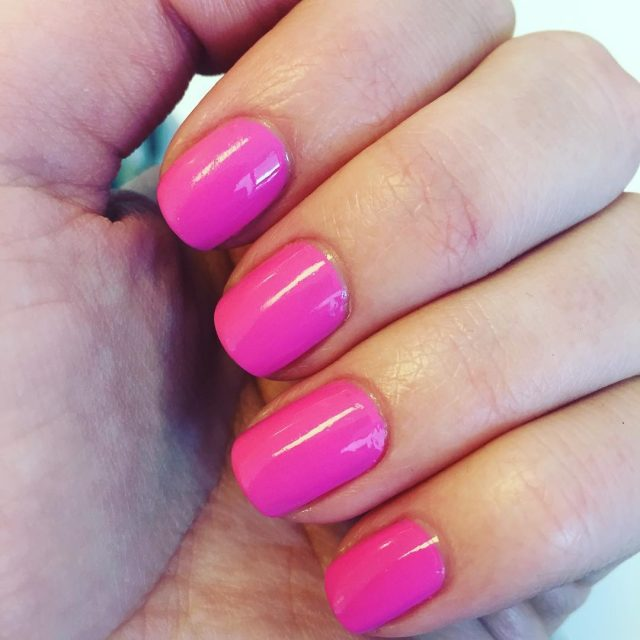 nailpolishoftheday Two Timing the Zones collection Fiji par opi !hellip