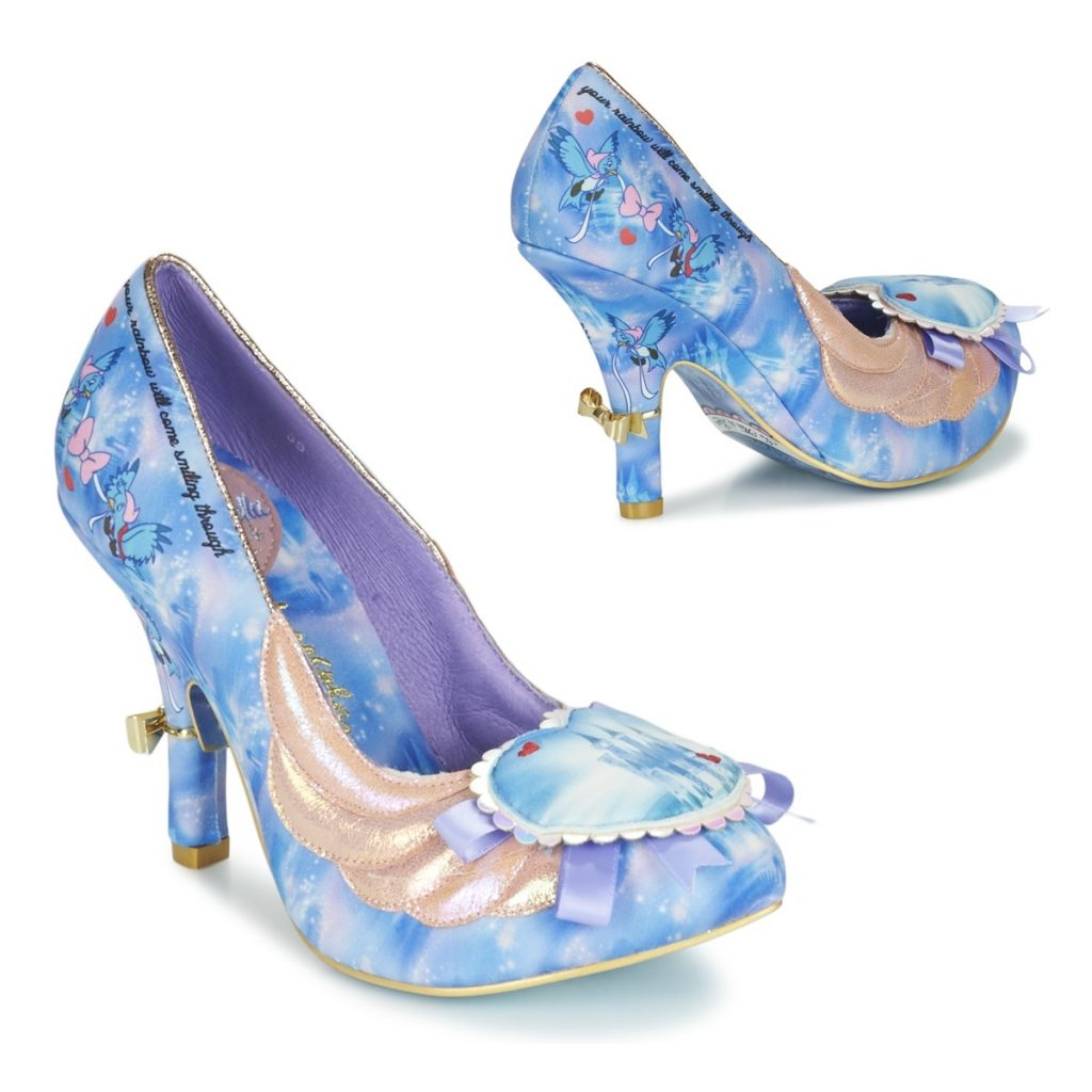 Escarpins Faith in Dreams par Irregular Choice